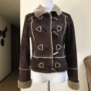 Wet Seal pile-lined jacket